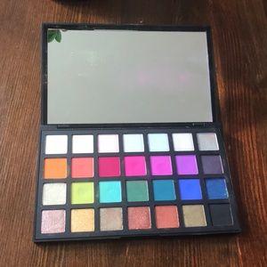 Sephora Pro Pigment Palette - Editorial